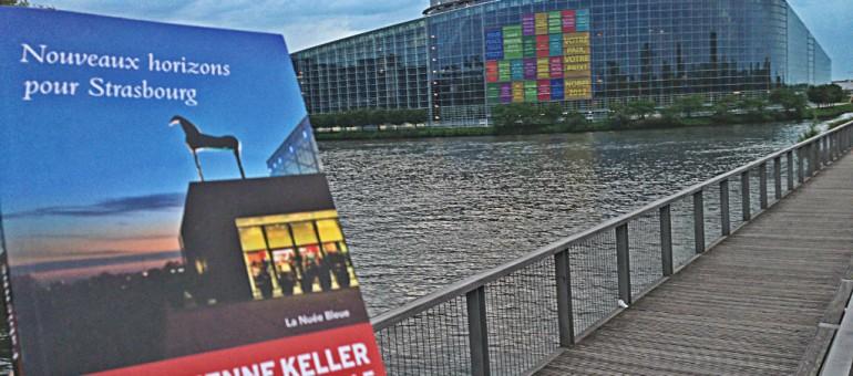 Dans son livre, Fabienne Keller parle peu d'Europe