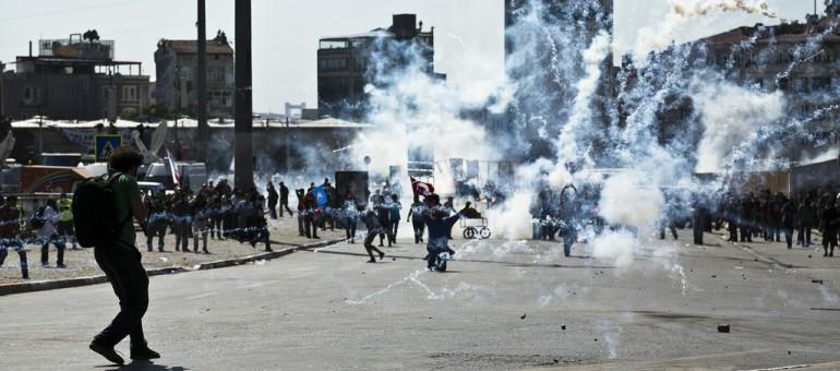 Des échos de Taksim à Strasbourg
