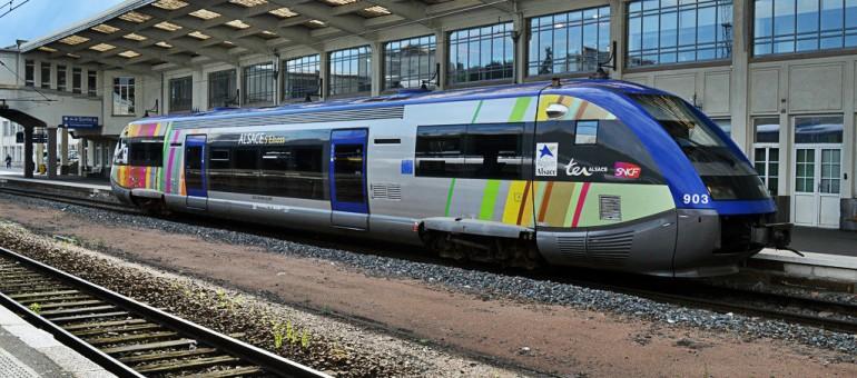 Des trains régionaux supplémentaires vers le nord de l'Alsace