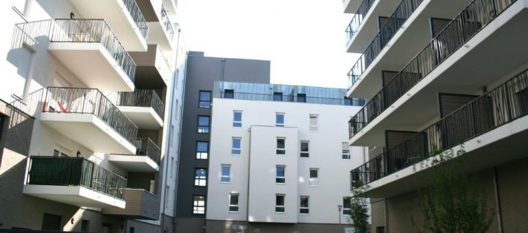 Quartier du Bruckhof : le prix de la densité