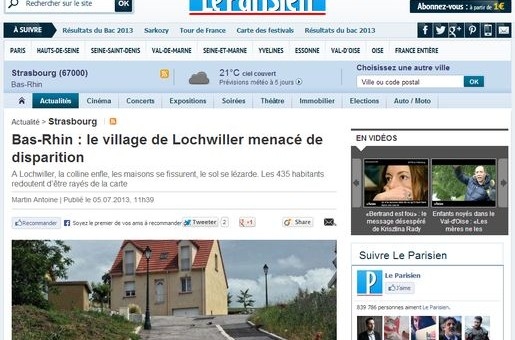 Lochwiller menacé de disparition
