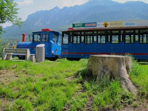 Vaduz train