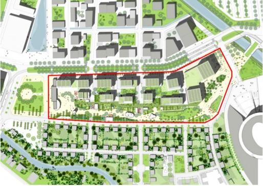 Le projet retenu est celui du cabinet parisien Erik Giudice Architecture. (capture d'écran)