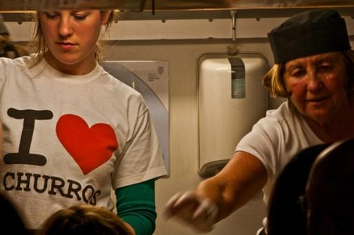 Amoureux des churros et autres gourmandises qui rendent coupable, c'est le moment de craquer. (Photo Garry Knight/Flickr cc)