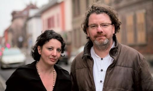 Lucia d'Apote et Pierre Schweitzer, candidats du Modem aux élections cantonales et municipales (doc remis)