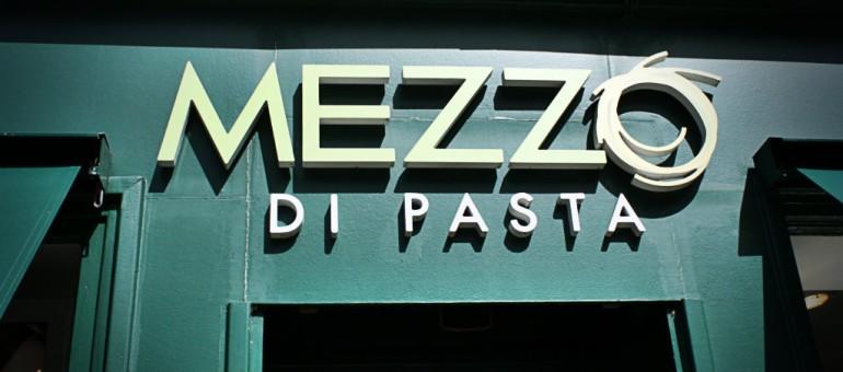 Pâtes à emporter : Mezzo di Pasta en redressement judiciaire