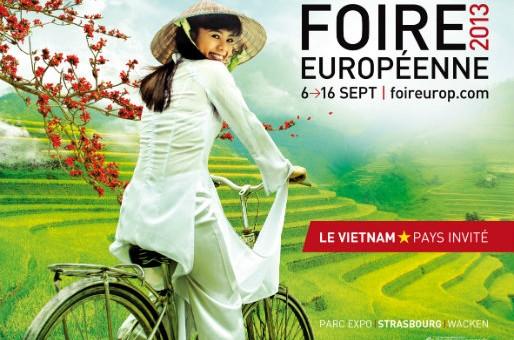 Vietnam, pays invité de la Foire européenne de Strasbourg