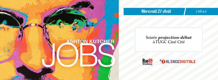 Gagnez des places pour la soirée Steve Jobs à l'UGC CinéCité Strasbourg Etoile