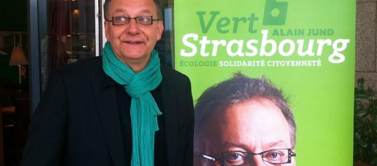Municipales : Alain Jund ne fait toujours pas l'unanimité chez les écolos