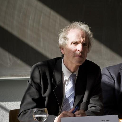 Pour Alain Beretz, le redressement des comptes est une priorité absolue, avant d'éventuelles nouvelles ressources (Photo Pascal Bastien)