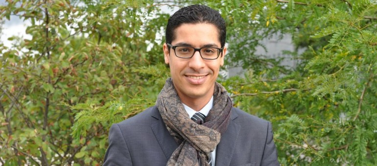 Brahim Taibi, auto-entrepreneur: «Ce statut permet l'expérimentation»