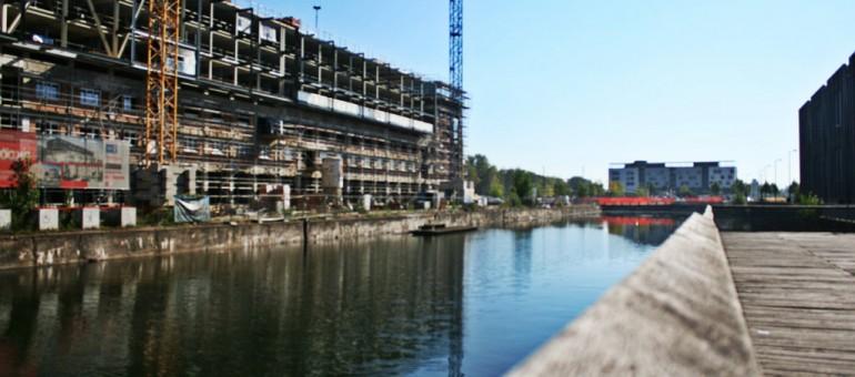 Pourquoi et comment Strasbourg construit là où l'air est pollué