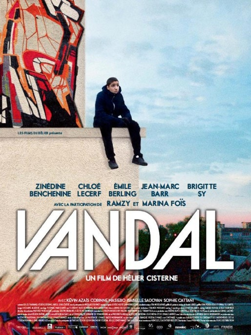 VANDAL affiche
