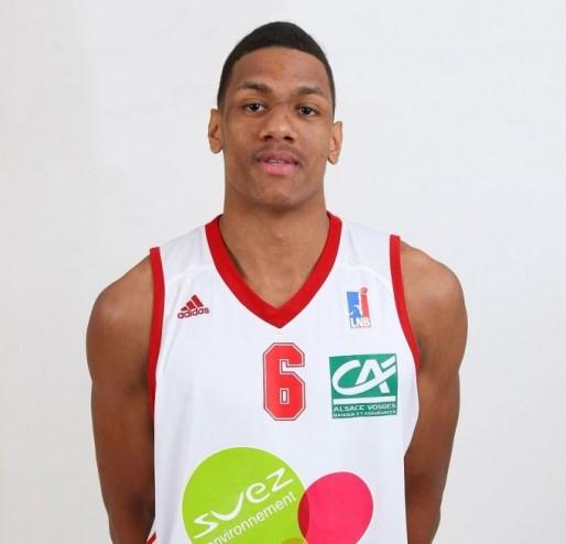 Axel Toupane, l'un des espoirs pour cette saison (Photo SIG Basket)