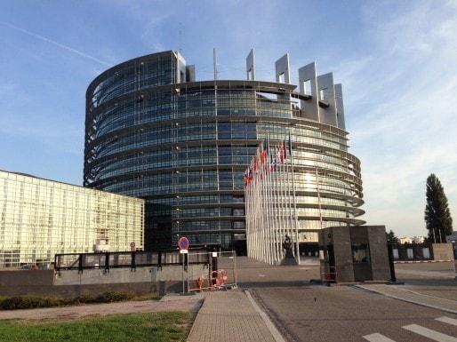 Les eurodéputés sont de retour dans la capitale alsacienne.