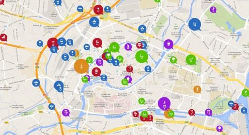 Des pépites pour étoffer les programmes des candidats aux élections municipales (capture d'écran)