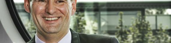 Fabien Kayser, PDG d'Ostwind, aimerait un soutien populaire en faveur de l'énergie éolienne. (doc remis)