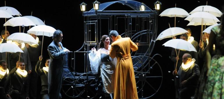 Opéra: Cendrillon, version Rossini, interroge la condition sociale
