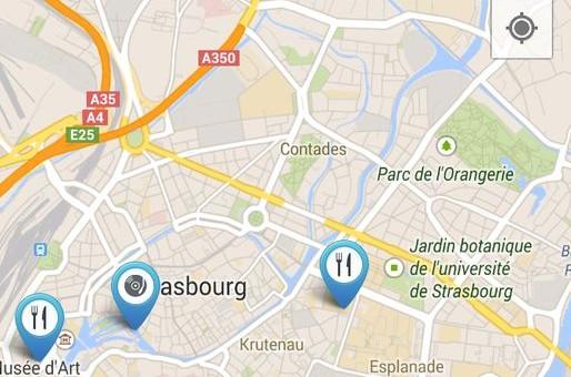 Deux Strasbourgeois lancent Fidzone, une appli à concours