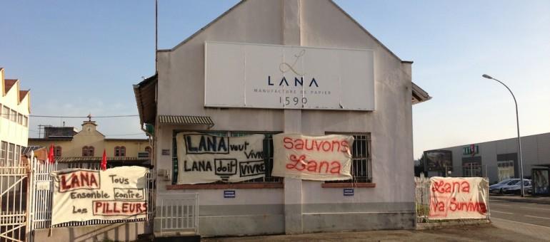 LANA à la Robertsau repris avec ses 59 emplois