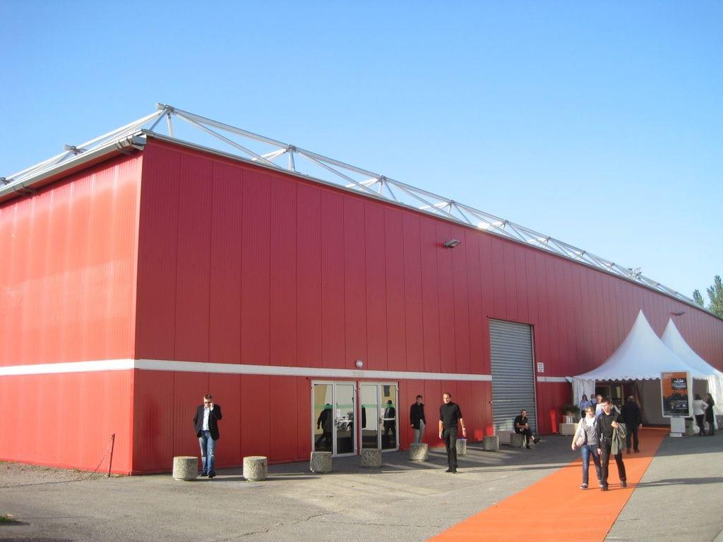 Le salon entrepreneurs et nouvelles technologies se d place strasbourg - Salon des nouvelles technologies ...
