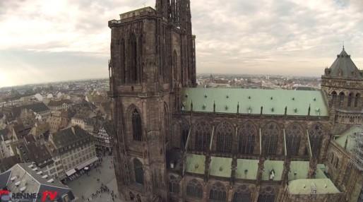 Instantanné de la vidéo de RennesTV
