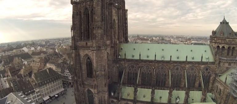 Deux belles vidéos de Strasbourg