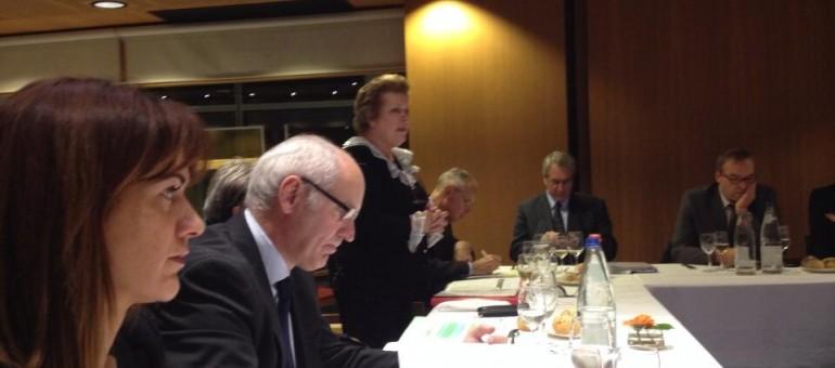 Parlement européen à Strasbourg: la «task force» fait les gros yeux