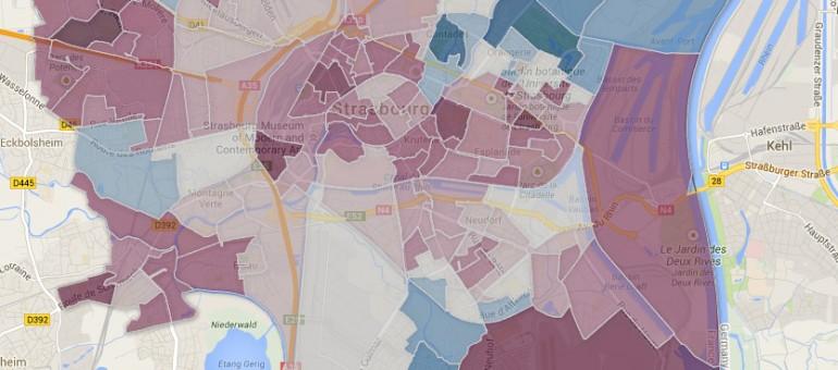 Municipales : les bastions du PS et de l'UMP