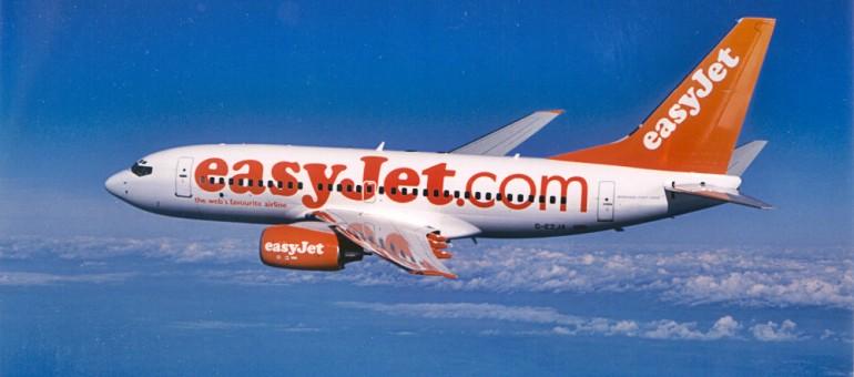 easyJet ouvre une liaison vers Londres depuis Strasbourg