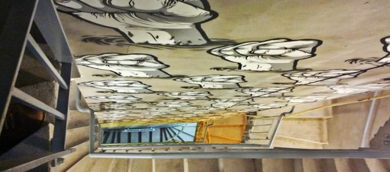 Vincent Faller ouvre le Graffalgar, un hôtel décoré par des artistes