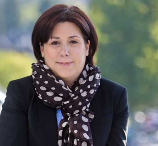 Pernelle Richardot, adjointe au maire de Strasbourg et conseillère régionale socialiste (doc remis)