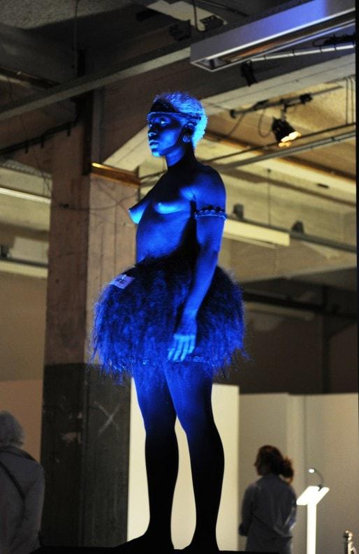 «Exhibit B» de Brett Bailey. Crédit photo: Sofie Knijff