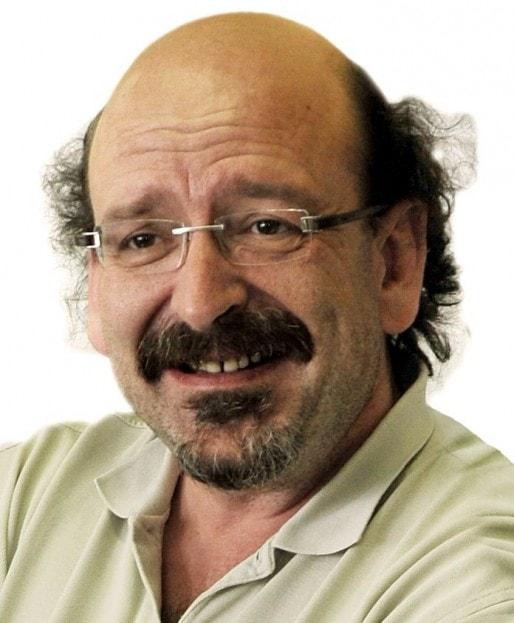 Eric Heilmann est sociologue à l'université de Bourgogne (Photo Le Muscadier)