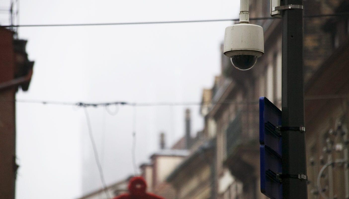 Strasbourg, paradis calme de la vidéosurveillance