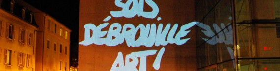 Pierre Fraenkel, Sois débrouille Art! © Pierre Fraenkel