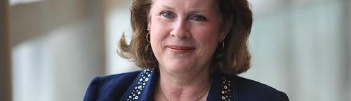 Catherine Trautmann est députée européenne PS du grand Est (Document remis)