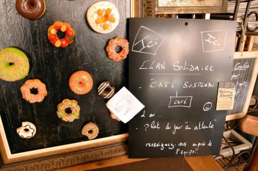 Deux restaurants et une boulangerie ont adopté ce concept de consommation responsable à Strasbourg (Photo FB / Rue89 Strasbourg)