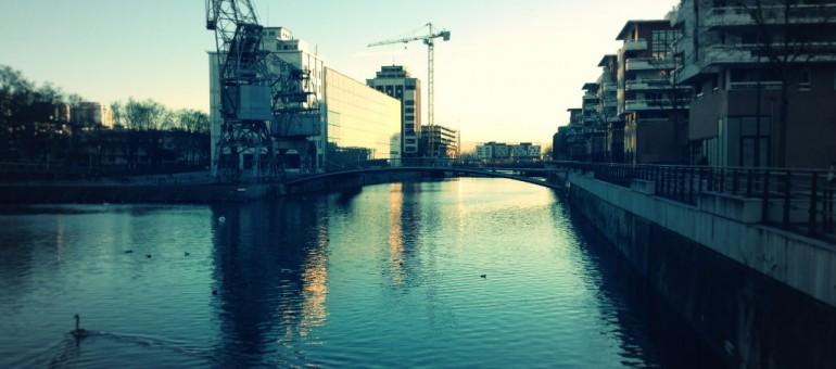 Strasbourg, ville flottante? Seulement en rêve!