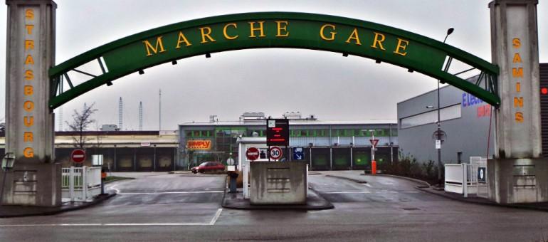 Marché-Gare : un prix d'entrée pour les particuliers