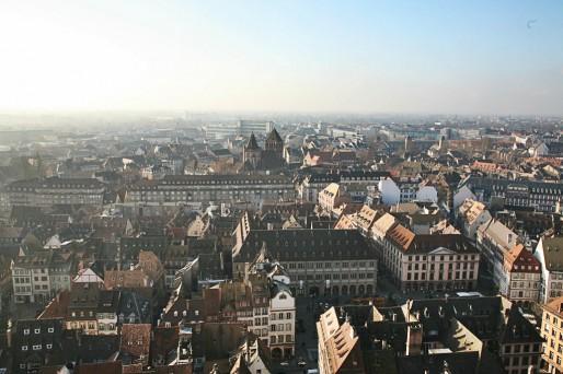 Établie sur ce site depuis le IIIe siècle av J-C, le patrimoine à mettre en valeur à Strasbourg ne manque pas. (Photo Vincent Desjardins / FlickR / cc)