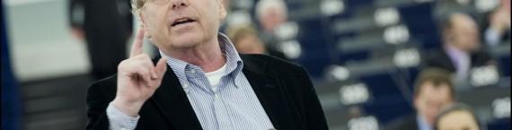 Daniel Cohn-Bendit est député européen - Ici, au Parlement de Strasbourg (Photo European Parliament / Flickr / Cc)
