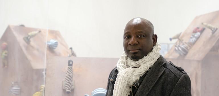 Rencontre avec Barthélémy Toguo à la Chaufferie