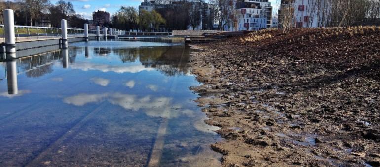 [Photos] Le parc du Heyritz est ouvert (à moitié)