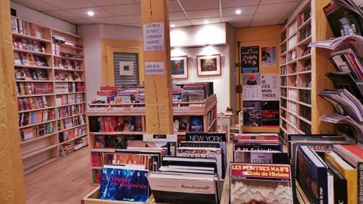Ex Libro, librairie de livres d'occasion, rue des Frères au centre-ville de Strasbourg (Photo CF/Rue89 Strasbourg)