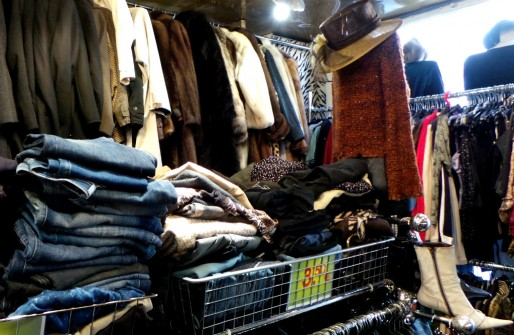 Fring Shop, rue du Faubourg de Pierre, quartier gare de Strasbourg (Photo CF/ Rue89 Strasbourg)