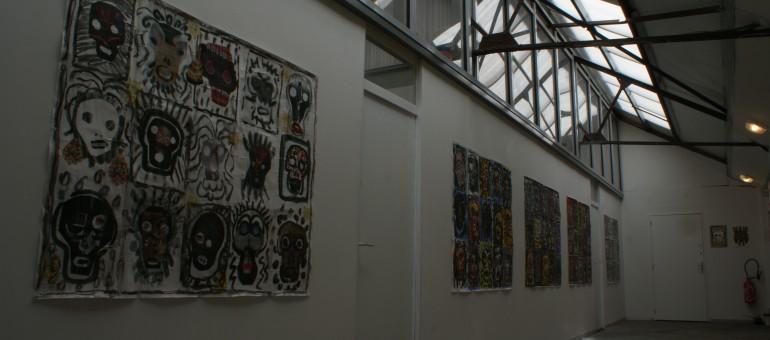 Artiste rare, Claude Gagean inaugure un nouvel espace à Zone d'Art