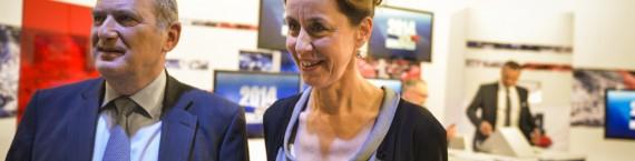 François Loos, candidat UDI, n'a pas attendu très longtemps avant de rejoindre Fabienne Keller, candidate UMP. Il a diffusé un communiqué en ce sens dès 23h30.