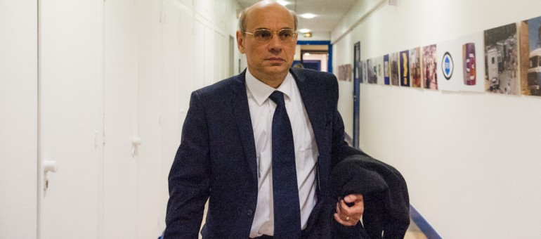 Jean-Luc Schaffhauser, de retour en Ukraine en mai