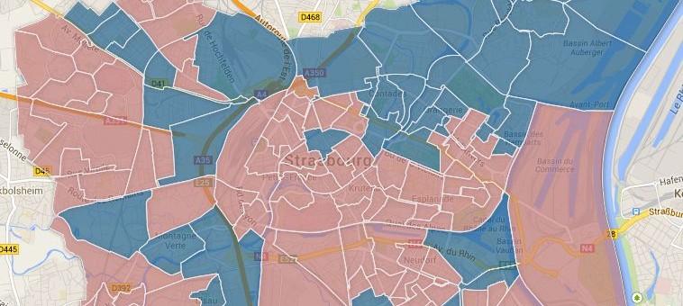 Résultats municipales: Roland Ries réélu maire de Strasbourg
